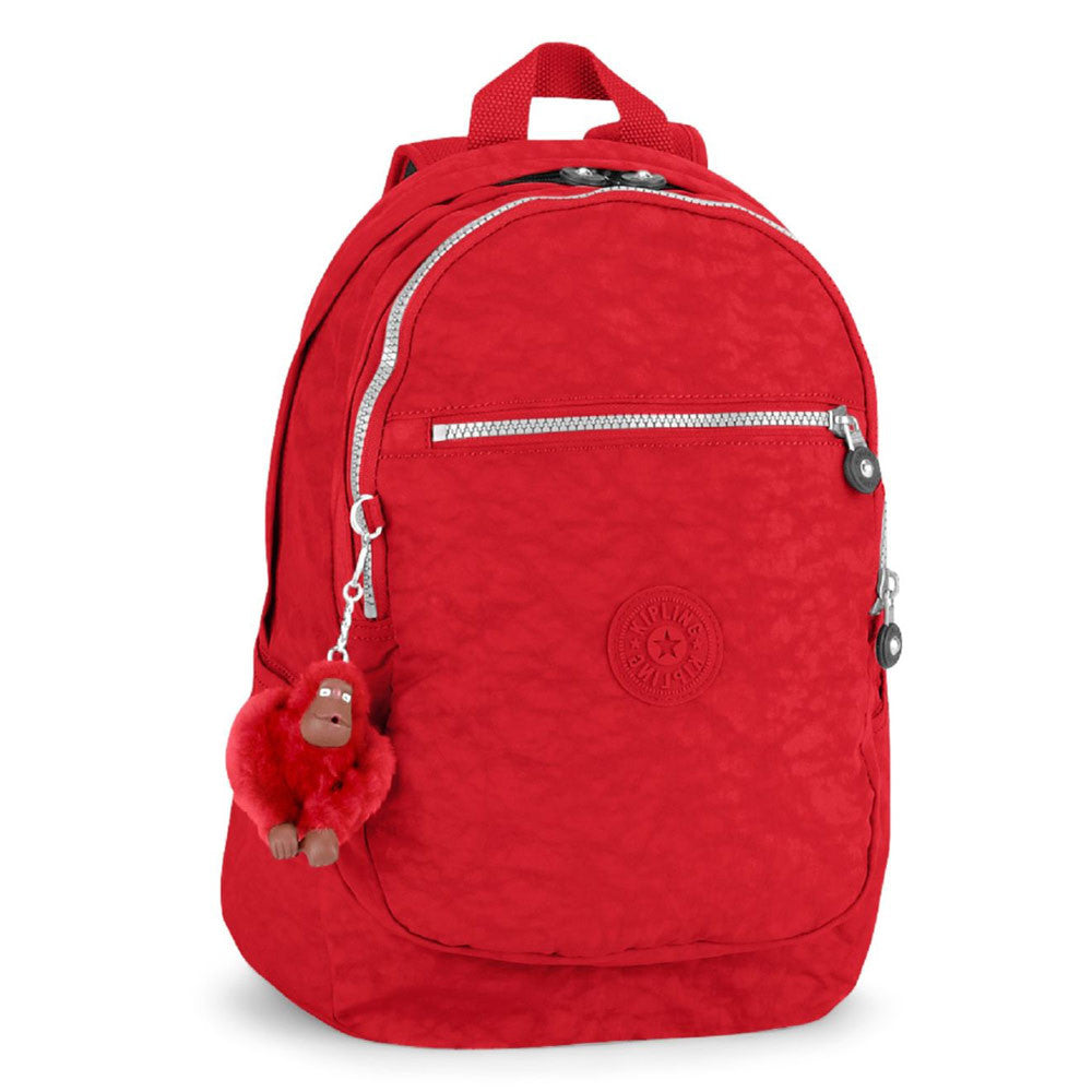 Kipling BP3761-655 Women's Challenger II Medium Chili Pepper Backpack