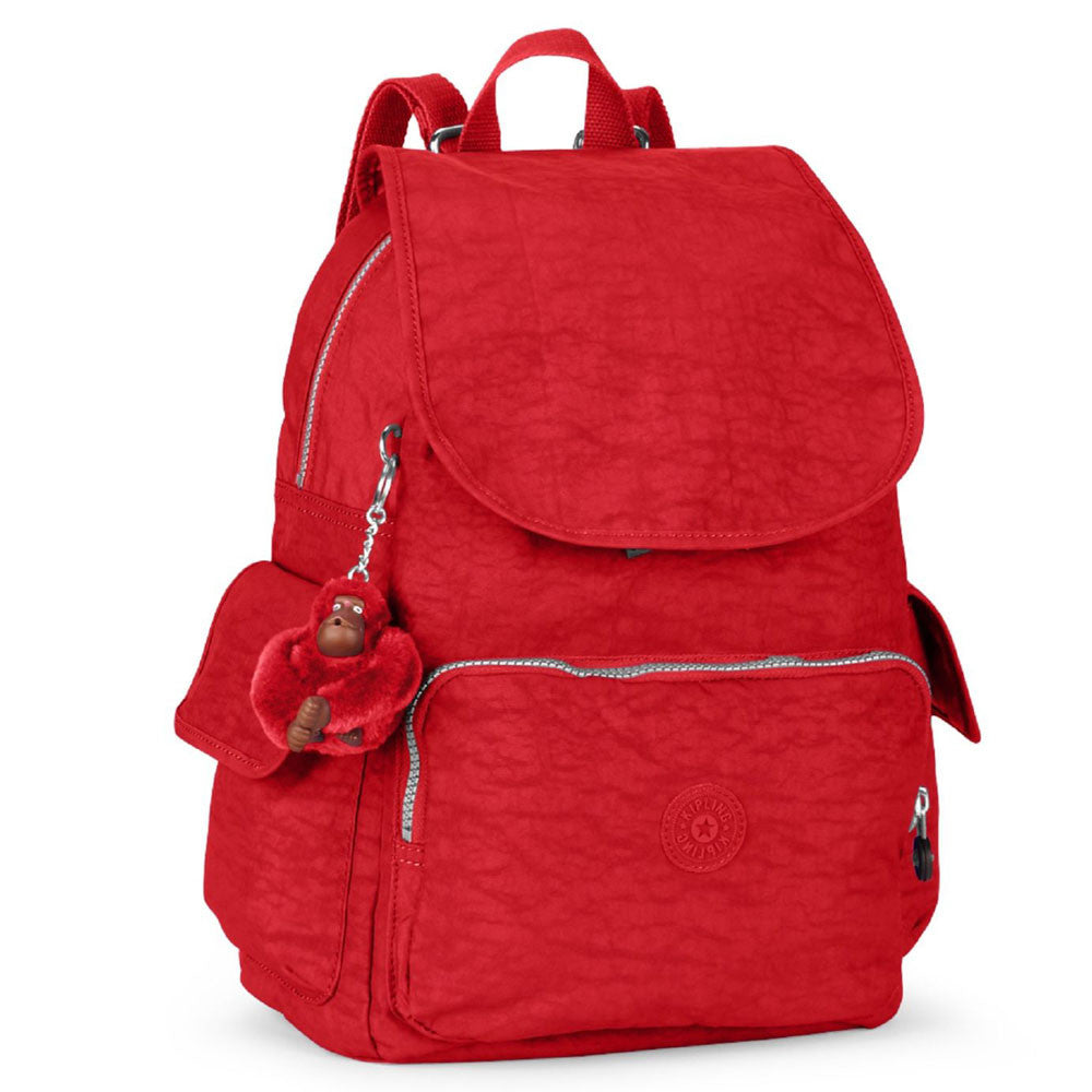 Kipling BP3872-655 Women's Ravier Chili Pepper Backpack