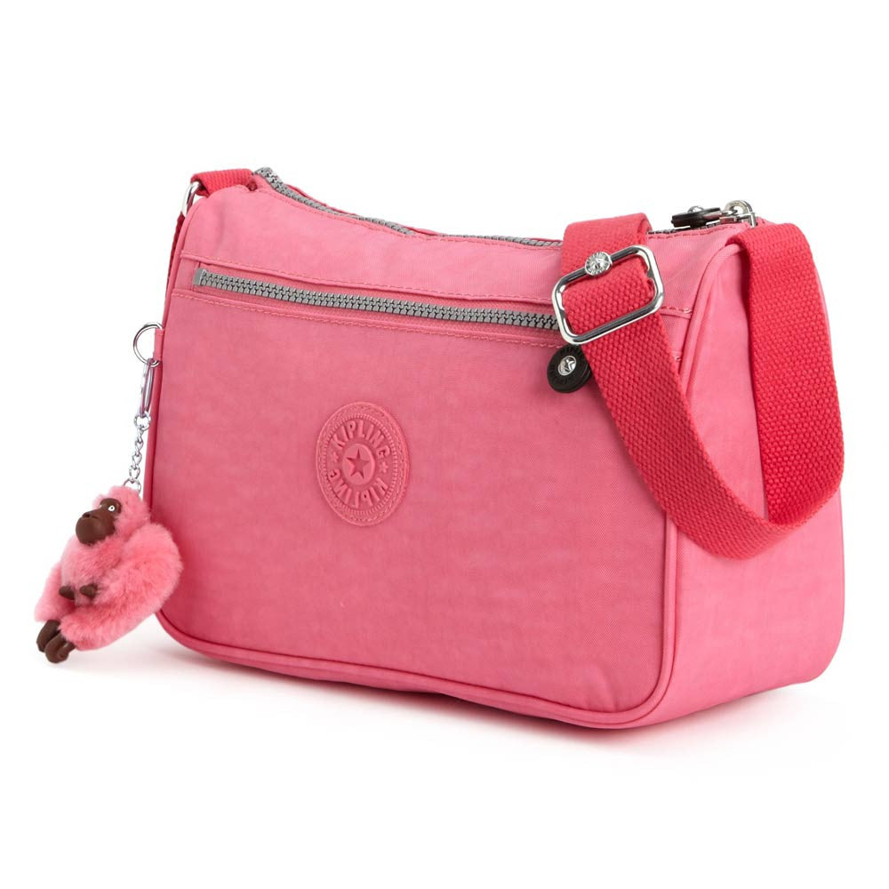 Kipling HB6490-613 Women's Callie Bubblegum Handbag
