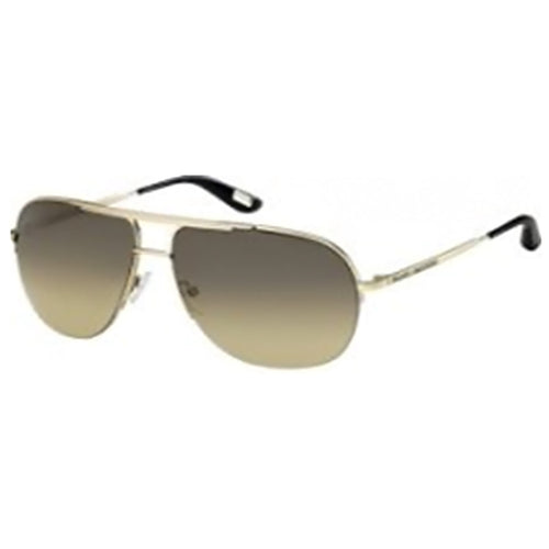 Marc by Marc Jacobs MJ309S3YGED60L Unisex Grey Gradient Lenses Gold Metal Frame Sunglasses