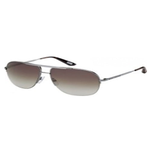 Marc by Marc Jacobs MJ309S6LBFM60L Unisex Brown Gradient Lenses Silver Metal Frame Sunglasses