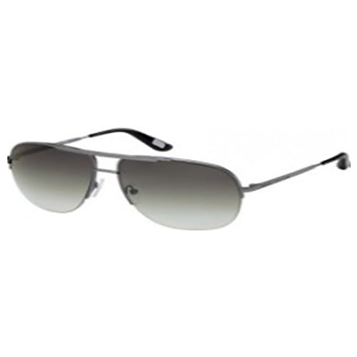 Marc by Marc Jacobs MJ309SKJ15M60L Unisex Grey Gradient Lenses Gunmetal Metal Frame Sunglasses