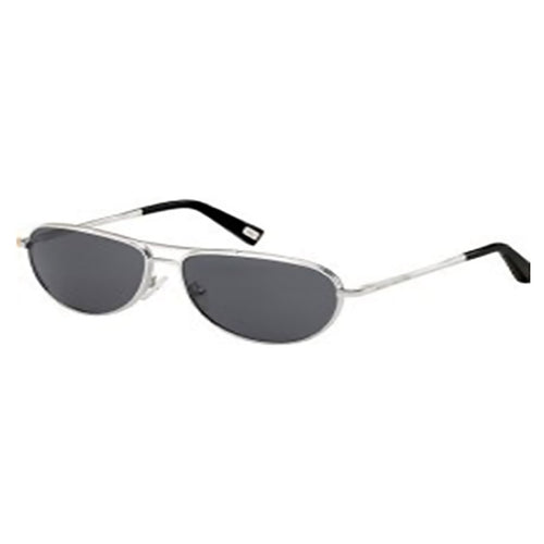 Marc by Marc Jacobs MJ351S010BN57L Unisex Aviator Grey Lenses Silver Metal Frame Sunglasses