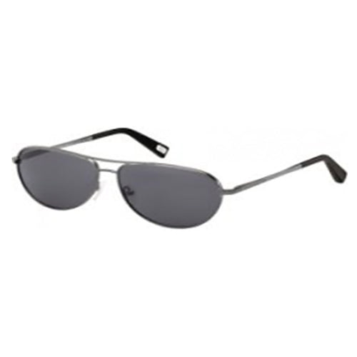 Marc by Marc Jacobs MJ351SKJ1BN57L Unisex Grey Lenses Gunmetal Metal Frame Sunglasses