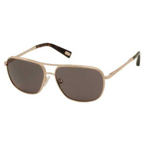 Marc by Marc Jacobs MJ352S0008A58L Unisex Grey Lenses Gold Metal Frame Sunglasses
