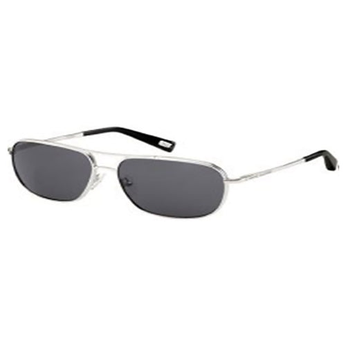 Marc by Marc Jacobs MJ352S010BN58L Unisex Silver Metal Frame Grey Lenses Sunglasses