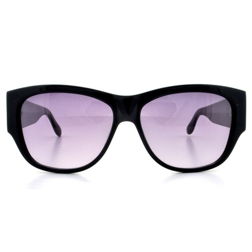 Marc Jacobs MMJ295S07T3 Women's Wayfarer Black Frame Grey Gradient Lenses Sunglasses