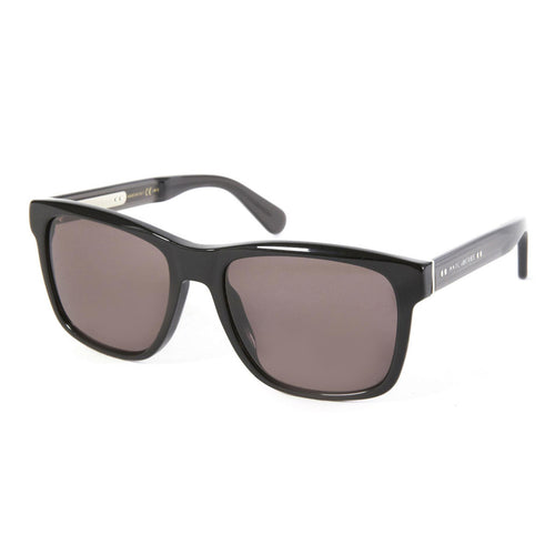 Marc Jacobs MMJ332S0YK8 Unisex Grey Shaded Lenses Black Plastic Frame Sunglasses