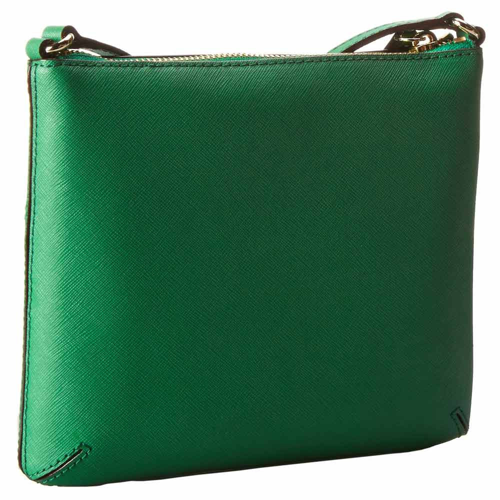 Kate Spade PWRU4051-323 Women's Cedar Street Tenley Snap Pea Leather Crossbody Bag