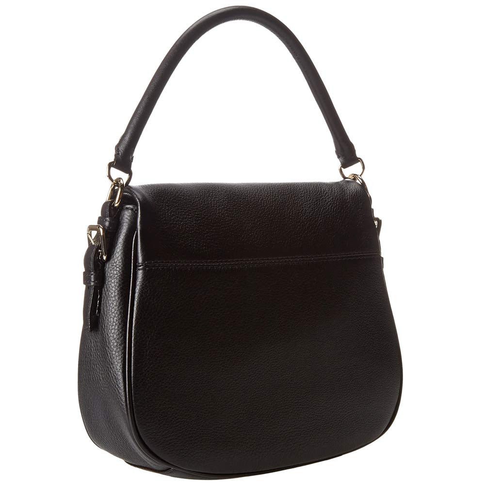 Kate Spade PXRU5153-001 Women's Cobble Hill Small Devin Black Leather Shoulder Bag