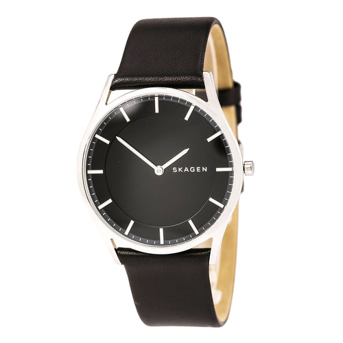 Skagen watches are super sleek and fabulously elegant and continue to fascinate and entrance watch enthusiasts. Skagen Watches have achieved a level of popularity in a very short time due to its universal appeal to young and old alike.