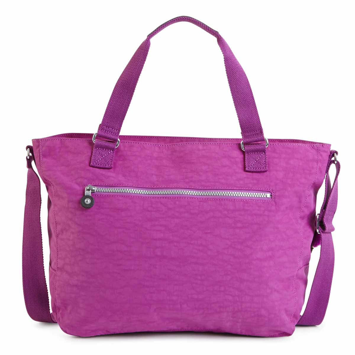 Kipling TM5311-500 Women's Noelle Purple Q Nylon Tote