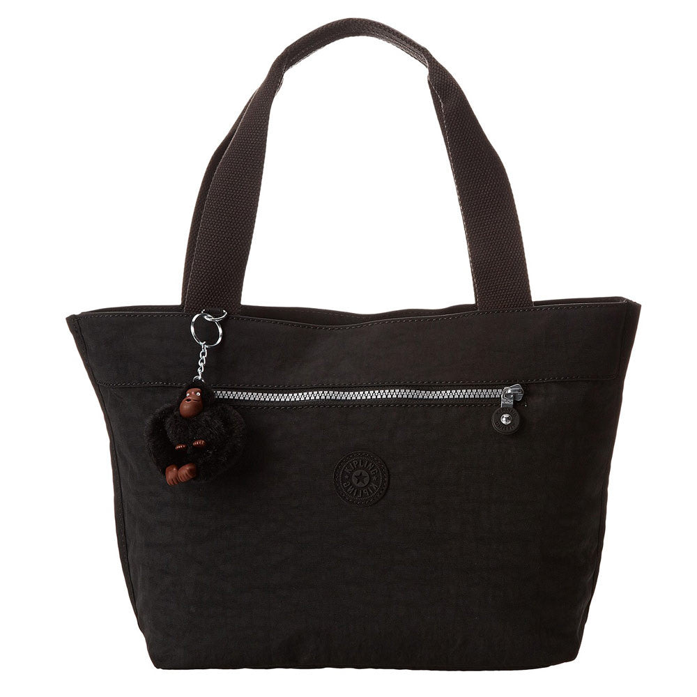 Kipling TM5319-001 Women's Jerimiah Jonesy Black Tote