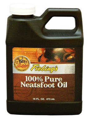 100% Pure Neatsfoot Oil 16-oz