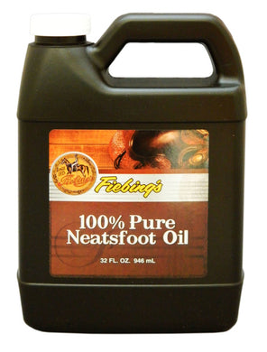 100% Pure Neatsfoot Oil 32-oz