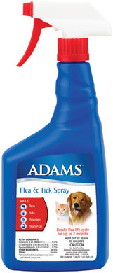 Adams Flea and Tick Spray 32 Oz.