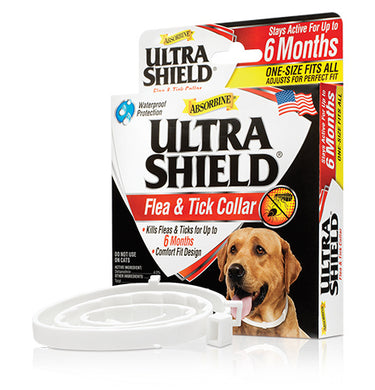 Absorbine UltraShield Flea & Tick Dog Collar