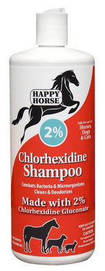 2% Medicated Chlorhexidine Shampoo (32-oz)