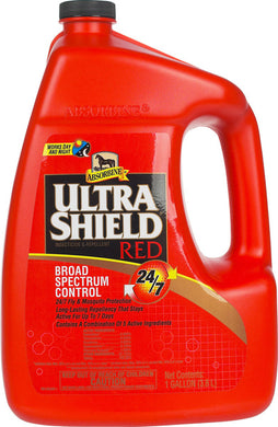 ABSORBINE ULTRASHIELD RED FLY SPRAY - GALLON