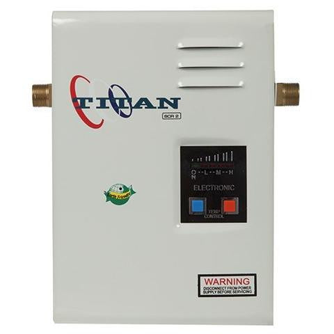 TITAN N120 SCR2 WHOLE HOUSE TANKLESS WATER HEATER 11.8KW