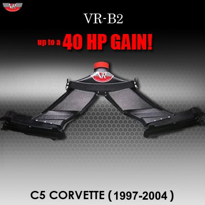 C5 Vararam Ram Air -2001-2004 C5 Corvette with 2001-2004 PowerDuct