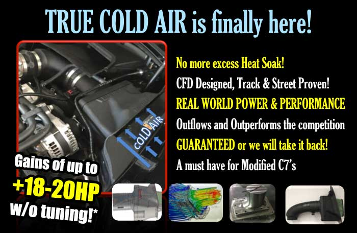 Vararam C7 TCR - True Cold Air Unit 2014-18 +18-22HP