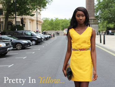 Pretty In Yellow