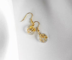Kisi- Small Drop Earrings