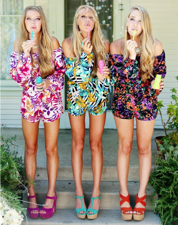 MAKE ROOM FOR ROMPERS