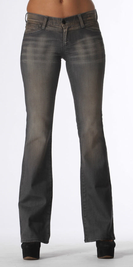 Coated Black Skinny Jeans
