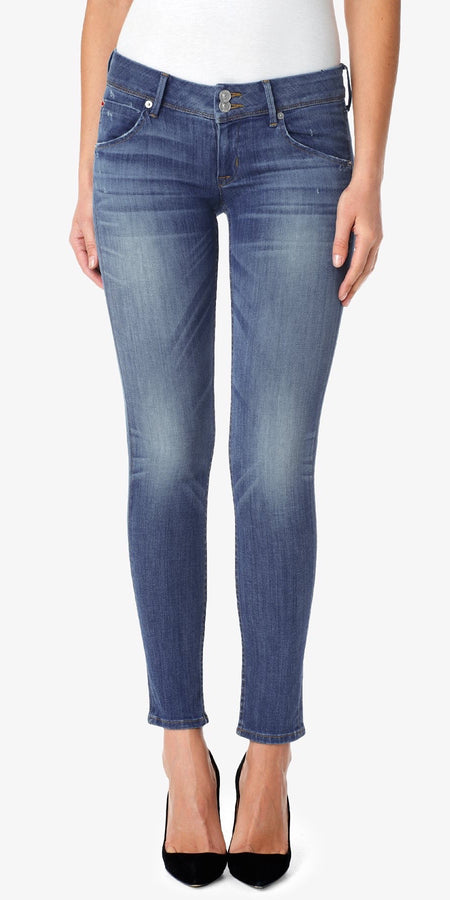 Black Juliette Super Skinny Jeans