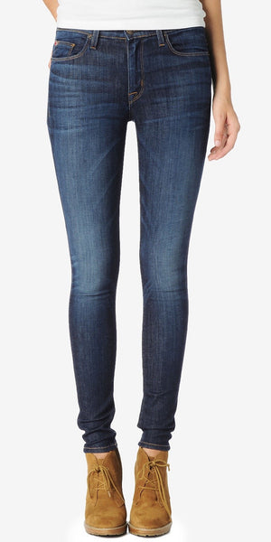 Nico Midrise Super Skinny Jeans in Siouxsie