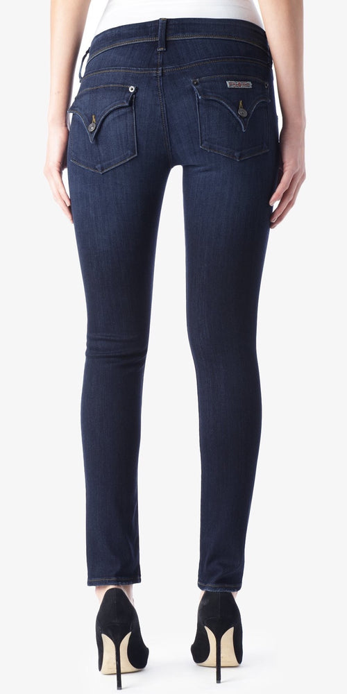 Collin Midrise Skinny Jeans in Elemental