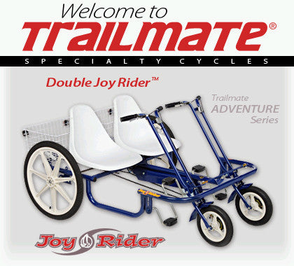 Trailmate Double Joyrider 24