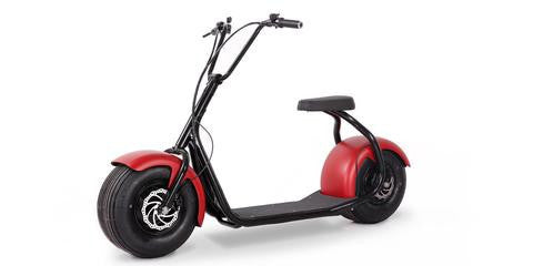 SSR Motorsports SEEV-800 60V 800W Lithium Powered Electric Scooter - Buy Online