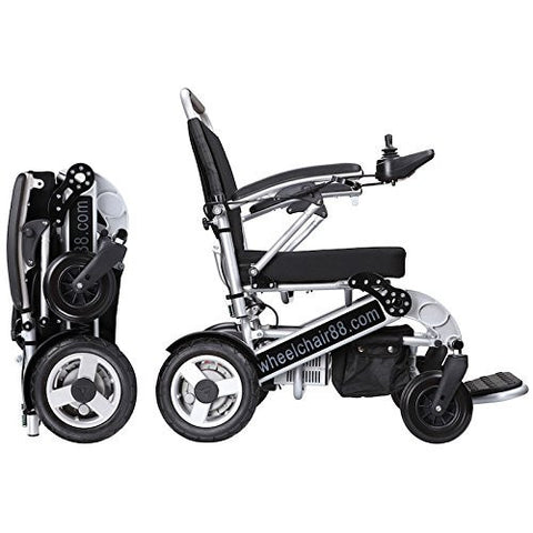 Wheelchair 88 PW-1000XL Lightweight Folding Electric Wheelchair