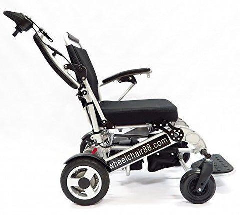 Wheelchair 88 PW-1000XL Lightweight Folding Electric Wheelchair - Buy Online