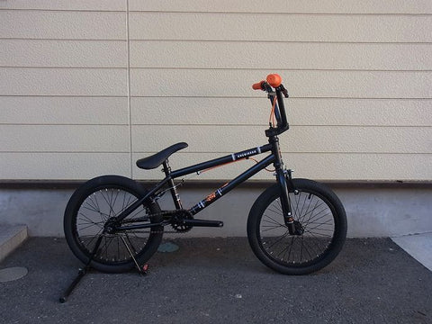 KHE Root 360 18 Boy's BMX Bicycle - Black - Buy Online