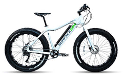 Surface 604 Boar 36V Fat Tire Lithium Electric Mountain Bike