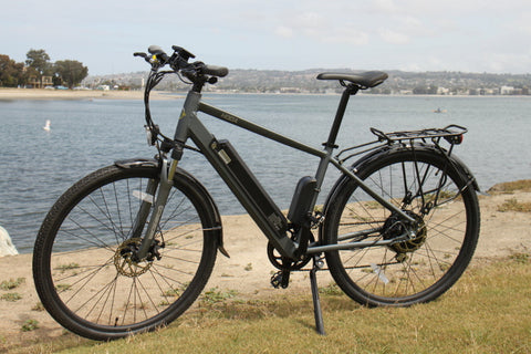 E-JOE KODA 500W 7 Speed Aluminum Frame Electric Commuter Bike