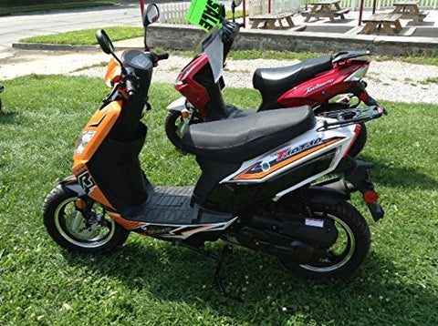TaoTao USA Thunder 50 CY50-E Moped Gas Street Legal Scooter, 50CC - Buy Online