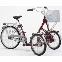 PFIFF Adult Primo 20/26 Front Tricycle Tricycle