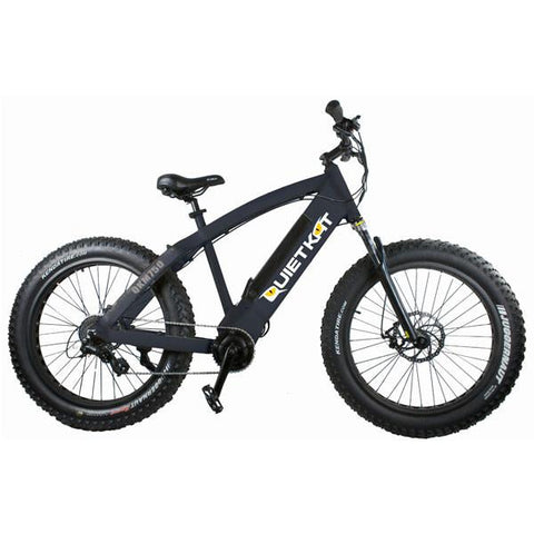 2017 Quietkat Fatkat 48V 1000W Fat Tire Electric Bike, QKM1000-IC