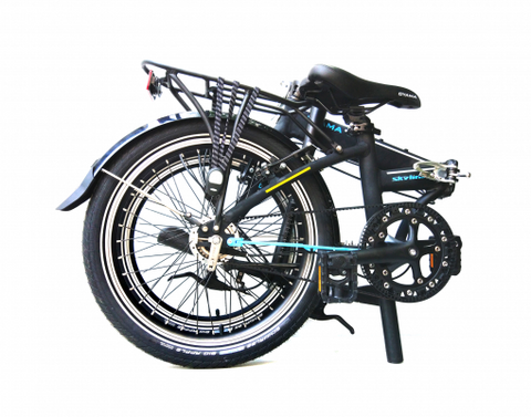 "Skyline In7B Oyama 20"" Shimano 7 Speed Folding Bike - Buy Online"