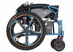 Wheelchair 88 Foldawheel PW-800AX Light Foldable Power Wheelchair