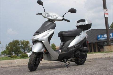 TaoTao USA ATM50-A1 Moped Gas Street Legal Scooter - Buy Online