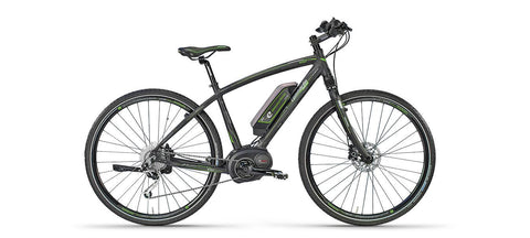 "Lombardo E-Amanatea Hybrid Men'S Electric Road Bike, 28"" Tires Anthracite - Buy Online"