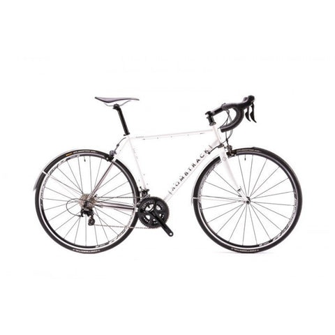 Bombtrack Audax 700C Urban Road Bike, White - Buy Online