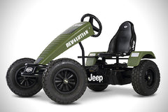Berg USA Jeep Adventure Body Powered Pedal Go Kart