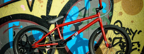 KHE Evo 0.1 Boy's BMX Bicycle - Red - Buy Online